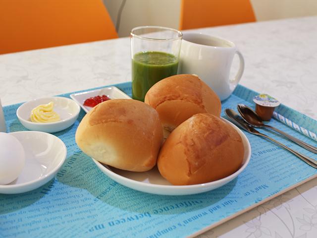 ロイヤルインの朝食